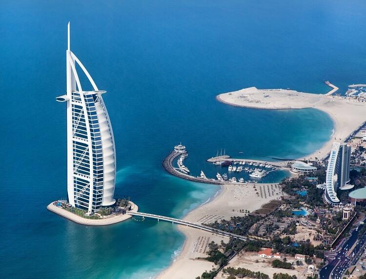 Dubai Sunrise Seaplane