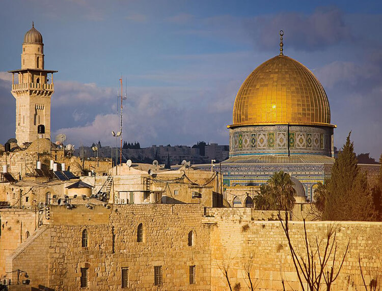 The Holy Land Tour